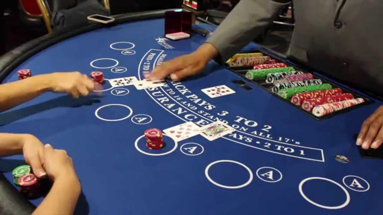 Online Casino Blackjack Poker Without Cards